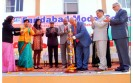 Sh. M.K Miglani, Former Principal Secretary, Govt. of Haryana & Former Vice Chancellor ,Haryana Agricultural University, Sh. Shyamlal Goel, I.P.S (Retd.) and Ms. Shweta Chaudhary, FMS Alumunus and Commonwealth Gold Medalis